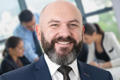 Markus Bockhorni, Trainer & Geschäftsführer eMBIS Akademie