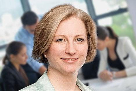 Eva Lutz, Trainerin eMBIS Akademie