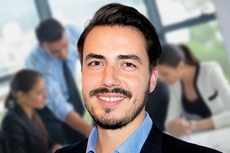 David Zielonka, Trainer eMBIS Akademie