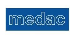 Logo: medac