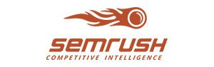 Logo: SEMrush